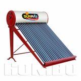 UV Bestand Etiket voor de ZonneVerwarmer van het Water en OpenluchtGebruik