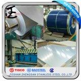 304 201 bobinas de acero inoxidable de grado para Kitchenwares