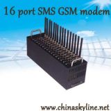 16 GSM Modem/Q2303/Q2403/Q2406/Q24plus van Wavecom van de haven