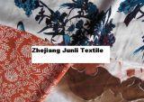 La impresión de jersey de algodón
