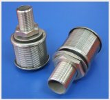 Water Processing를 위한 Ss304 Water Filter Strainer Nozzle