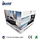 Fabrik-Preis! 7 Zoll Wholesale neue LCD-Videokarten mit Qualität, Videokarten