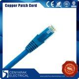 CAT6 Unshielded Naakte Koord van het Flard van Ethernet van het Koper voor het Centrum van Gegevens