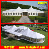 Роскошные цены шатра шатёр случая венчания высокого пика смешанные для сбывания