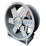 Galvanisiert, axialen Ventilator mit Aluminiumantreiber unterbringend