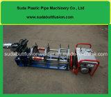 Sud160h máquina de soldadura topo a topo de HDPE