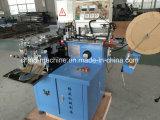 広いラベルの自動切断および端折る機械- Ys-4100
