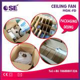Ventilador de techo de alta calidad Ventilador de techo industrial de aire fresco (HgK-FD)