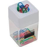 Sostenedores plásticos promocionales del clip de papel