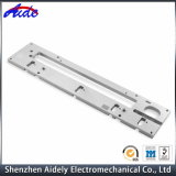 Pieza de metal del CNC de la precisión que trabaja a máquina de aluminio de encargo