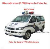 IP66 Policecar 20X Opitcal 1080P IRのズームレンズPTZのカメラ