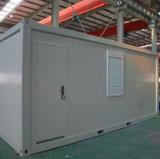 Быстрое строительство сегменте панельного домостроения в контейнер дом/крошечных модульный Переносной контейнер Office