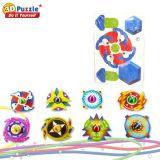 Modèle de puzzle 3D Peg-Top 5815