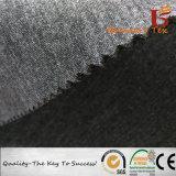 El algodón tejido Jersey ligadas con tela esponja