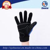 Para la perfecta, Pantyhose materias de color blanco/negro/hilo para guantes de goma