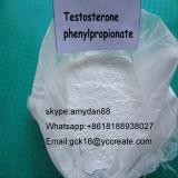 Стероидный белый тестостерон Phenylpropionate порошка для увеличения массы мышцы