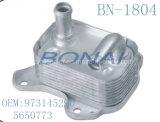 Aluminiummotoröl-Kühlvorrichtung/Kühler für Opel/FIAT (Soem: 973145290/5650773)