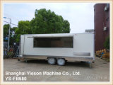 Remorque mobile faite sur commande de camion de Yieson à vendre Australie