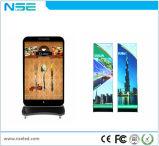 상점가를 위해 스크린을 광고하는 P3&P2.5 WiFi 3G 휴대용 LED