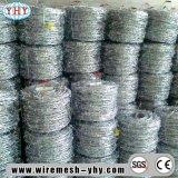 Cercado doble eléctrico del alambre de púas de la torcedura (fábrica verdadera)