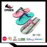 De vivos colores de moda EVA suave exterior Flip Flop zapatillas