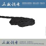 Corrente simples do rolo da melhor série da corrente transportadora 22b-1 da qualidade