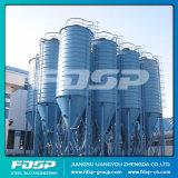 silo di grano d'acciaio del silo del mais del cereale 1000t con la base conica