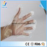 Wegwerf-HDPE/LDPE/PE Handschuh
