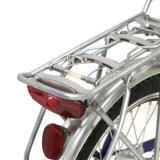 250W зеленого электрический складной велосипед для продажи