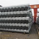 BS1387 GRADO B, Cruce de acero galvanizado en caliente tuberías de riego