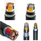 300/500V низкое напряжение Многожильные медные XLPE короткого замыкания бронированных кабель питания