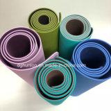 Anti-Rasgar las esteras calientes de la yoga del hogar y de la gimnasia 6m m de la pista de Pilates