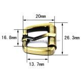 La boucle en alliage de zinc de rouleau de boucle de harnais en métal chaud de vente pour le vêtement de courroie chausse les sacs à main (Yk718, Yk1201)