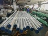 De Hardware die van Wenzhou 201 Gelaste Pijp/de Buis van het Roestvrij staal oppoetsen