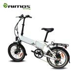 Bicicleta elétrica da montanha 250W a mais atrasada com certificação En15194