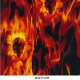 Pellicola K03yd1287A di stampa di trasferimento dell'acqua della Cina della fiamma del fuoco