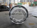 Высокое качество стальных колесных дисков для погрузчика шины бескамерные обод колеса и обода колеса погрузчика