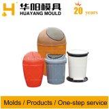De plastic Vorm van de Vuilnisbak van het Huishouden van de Injectie (HY077)