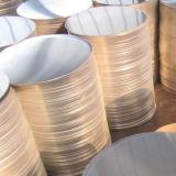 Cirkel 3003 van het Blad van het Aluminium van de diepe Tekening voor Cookware