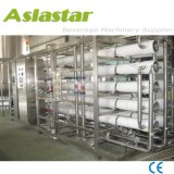 Sistema industrial del RO para el tratamiento de aguas de la purificación/la planta de filtrado