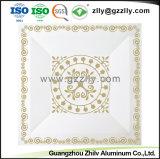 In reliëf gemaakte fabrikant/de Concave Raad van het Plafond van het Comité van het Aluminium met ISO9001
