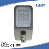 diodo emissor de luz ao ar livre da iluminação de rua da garantia 5year com sensor da luz do dia