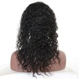 Pelucas rizadas brasileñas del frente del cordón del pelo humano de la Virgen para las mujeres