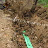 Nastro d'avvertimento del cavo sotterraneo del PE di ingegneria civile