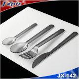 La vaisselle plate place la vaisselle remplaçable de type de vaisselle plate et de caractéristique remplaçable et respectueuse de l'environnement
