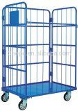 Cage de stockage de matériels en métal