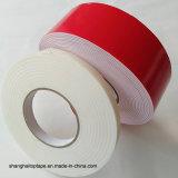 """Sola cinta echada a un lado 1/16 cinta adhesiva de la espuma del PE de las muestras libres de las yardas de *36 """" *1/2 """""""