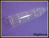 Qualität kundenspezifische Borosilicat-Glaswaren pro Zeichnung
