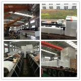1000W Praça Redonda Ipg CNC máquina de corte a Laser de fibra de Aço Inoxidável