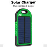 [Kingmaster]新しい携帯電話の太陽充電器5000mAhは太陽エネルギーバンクを防水する
